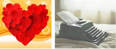 escribir frases de amor