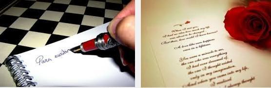 Cómo escribir poemas de amor